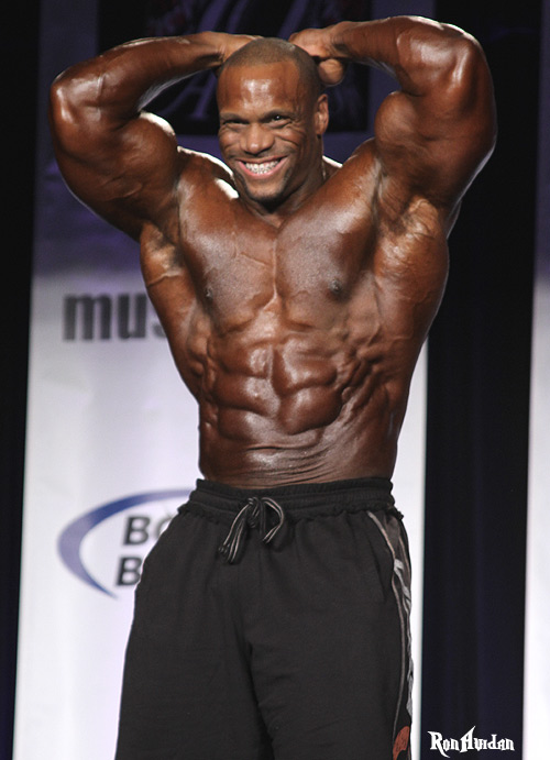 Toyota Of San Diego >> Lionel Brown – One week out from the Flex Pro | Getbig Headlines