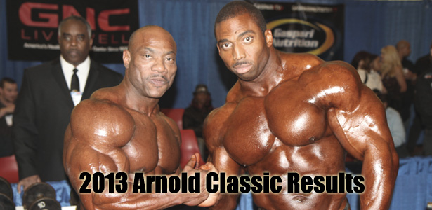 2013arnoldclassicresults