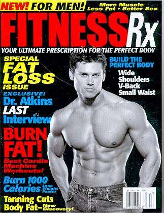 FITNESS RX magazine - Health and Fitness For Women - February 2014 - JUSTINE MUNRO