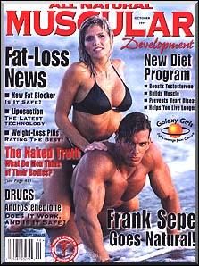 Muscular Development All Natural Magazine