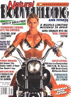 Natural Bodybuilding & Fitness Magazine