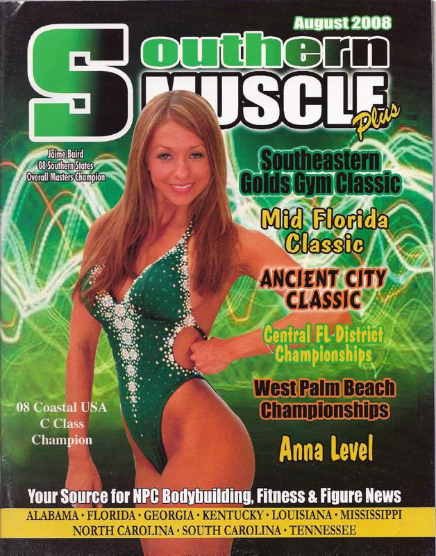 Southern Muscle Magazine