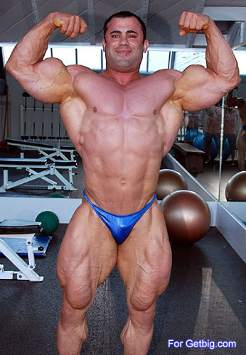 Moe El Moussawi - 4 weeks out Ironman Pro pics