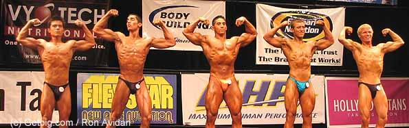 Men's Various Bodybuilding Pics