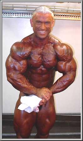 2002 IFBB Ironman Pro Bodybuilding Pics