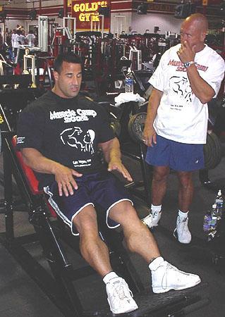 RIP - Mike Matarazzo - Sad Day in Bodybuilding