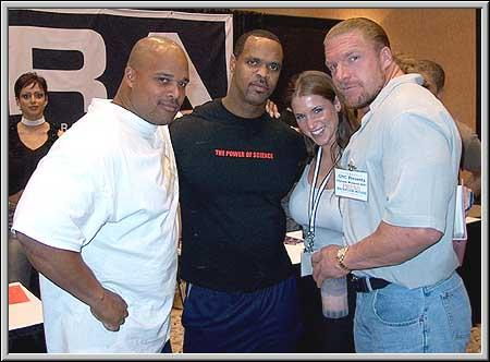2001 Mr. Olympia, Ms. Olympia, Fitness Olympia
