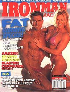 Ironman Magazine | 227 x 300 jpeg 25kB