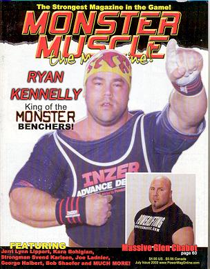Monster Muscle Magazine