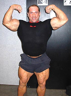 Ron's Bodybuilding & Fitness News: Arnold Classic Weekend