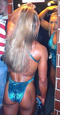 Shena forkner swimsuit bikini