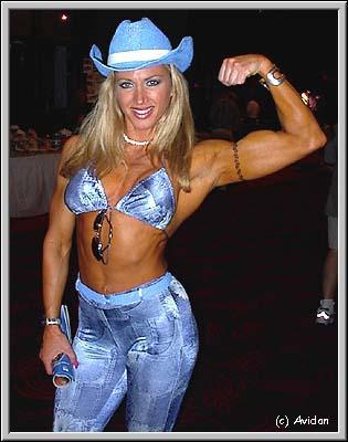 Bodybuilding & Fitness News: 2000 NPC USA