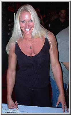 Bodybuilding & Fitness News: 2001 NPC USA